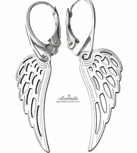 TRENDY EARRINGS *SENSATION WING* STERLING SILVER 925