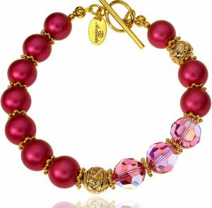 GOLDEN CRYSTALLIZED NEW BRACELET SWAROVSKI (1)