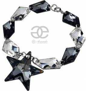 STAR NIGHT BRACELET ELEGANT SWAROVSKI CRYSTALS